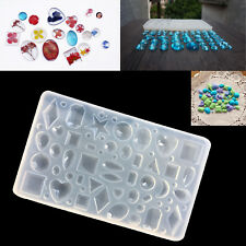 Silicone Pendant Mold Making For Resin Necklace Mould Craft DIY Tool UK