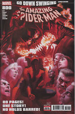 Amazing Spider-Man #800 Marvel Comics 1st Print Alex Ross Cover