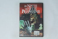 DVD LA NOTTE DEI SETTE ASSASSINI   PAUL HARRISON [LI-060]