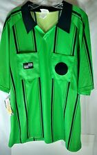 Official Sports International Referee Soccer  Extra Large Green Uniform