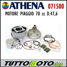 CILINDRO ATHENA SPORT 70 cc D 47,6 SP12 SCOOTER PIAGGIO APRILIA GILERA DERBI H20