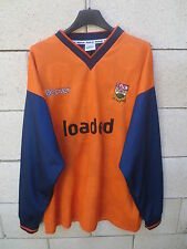 Maillot goal BARNET F.C BEAVER shirt Loaded orange keeper trikot camiseta M