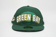 Green Bay Packers 2012 Draft New Era 59fifty NFL Aaron Rodgers Sz 7 5/8