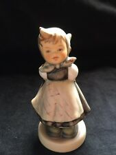 "M.I. Hummel Goebel All Smiles Limited Numbered Edition 498 4""  Figurine TMK 7"
