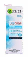 Garnier Pure Active Matte Control 8 Hour Non -Stop MATTE FINISH Moisturiser