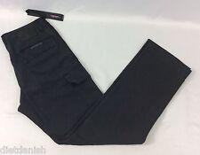 Hudson Men's Jeans Pants Straight Leg Black Military Inseam 32 Size 28