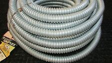 "GALFLEX TYPE RW 3/4"" x 100 ft Flexible Steel Conduit Metal #55081902"