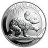 2016-P $1 Silver Australian Koala 1 oz Brilliant Uncirculated