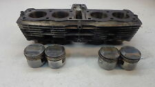1979 HONDA CB750 HM550 CYLINDER AND PISTONS