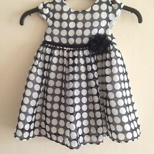 Jasper Conran Spotted Dresses (0-24 Months) for Girls