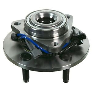 For Dodge Ram 1500 Front Driver Left Wheel Bearing and Hub Assembly Moog 515113