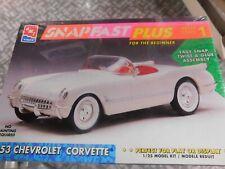 1953 Corvette 1/25 scale SnapFast plus AMT/ Ertl kit # 8314