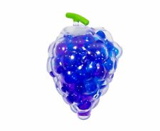 PuchuPuchu Grapes Squishy Squeeze Toy Grape Color