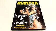 Le parfum de l'invisible Intégrale (T1 &2) / Manara // Sefam