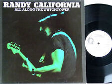 Randy California (ex Spirit) - all along the torre di controllo d-1982 LINE 6.25318