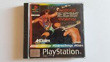 ECW HARDCORE REVOLUTION / jeu Playstation 1 - PS one / complet /  PAL