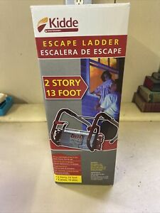 13' / Two-Story Emergency / Fire Escape Ladder Box Opened Never Used