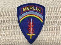 US ARMY BERLIN BRIGADE SHOULDER PATCH