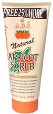 Ads Natural Apricot Scrub (212 g) with soothing cocoa butter 'Swiss N Beauty'