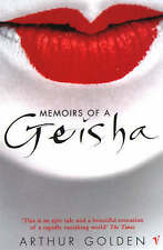 Memoirs Of A Geisha - Arthur Golden - Vintage - Paperback - Used: Very Good