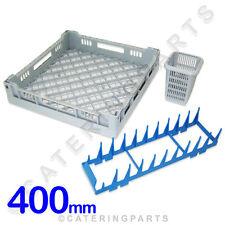 Classeq CLASSIC 400 mm x 400 mm combinazione Rack Tazza Piatto Posate Cesto 500prp