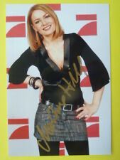 -aa- Martina Hill, Autogrammfoto
