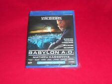 Babylon A.D. (Blu-ray) Regia di Mathieu Kassovitz