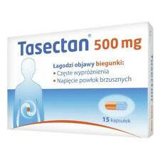 Tasectan 500 mg, diarrhea 15 caps.
