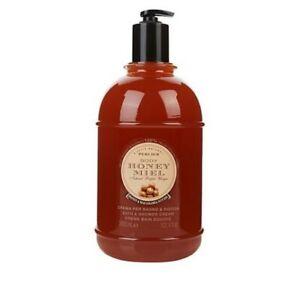 Perlier Macadamia Nut Bath and Shower Cream - 101.4 fl. oz.