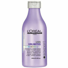 loreal professionnnel serie expert liss unlimited shampoo 250ml