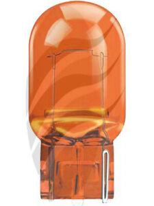 Osram Amber Wedge Globe 12V 21W W3X16Q Wy21W [ref Narva 47532] Pack 10 (7504)