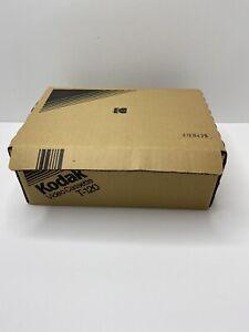 Unopened Case Of 10 Kodak T-120 Video Cassette VHS Blank Tape NEW SEALED!!