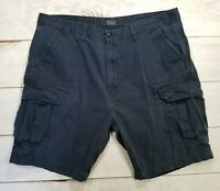 LEVI STRAUSS Cargo Shorts Hiking Camping Blue Mens Size 40