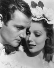 Loretta Young and Joel McCrea UNSIGNED photo - H7754 - Three Blind Mice