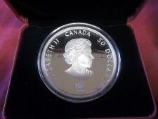 2013 Canada HMS Shannon & USS Chesapeake $50 Coin, 5 oz .9999 Silver