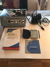 Palm i705 Handheld Pda Organizer with Manuals, Power Supply, & Cradle (Working)