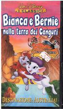 Bianca e Bernie nella terra dei canguri (1990) VHS