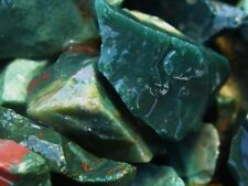 3000 Carat Lots of Bloodstone Rough - Plus a Very Nice FREE Faceted Gemstone