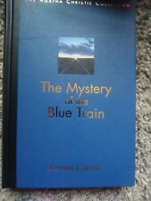 The Mystery of the Blue Train. The Agatha Christie Collection. Hardback