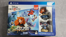 PS4 Disney Infinity 2.0 Originals Starter pack Merida Stitch