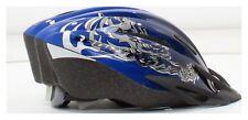 Speq Casco per bicicletta bambini prokid Taglia unica schw-blau 49-54 cm con LED