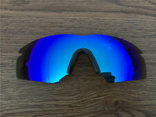 Ice Blue polarized Replacement Lenses for oakley M Frame Strike/nose clip