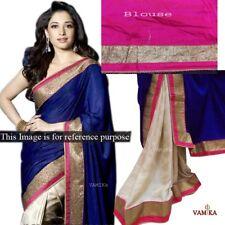 Veeraa Saree Exclusive Beautiful Designer Bollywood Indian Party wear Sari 99