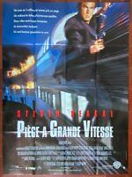Plakat Trap A Großes Speed Under Siege 2 Steven Seagal 120x160cm