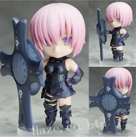 Anime Fate Grand Order Shielder Mash Kyrielight PVC Figure Model Collectible 4''