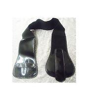 Unbranded Wet look, Shiny Medium Width Belts for Women