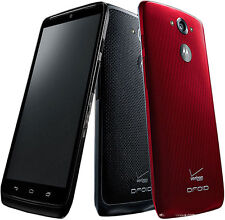 "Motorola Droid Turbo XT1254 Verizon 5.2"" 4G LTE Wifi Android 32GB 64GB Cellphone"