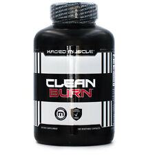 Kaged Muscle Clean Burn (180ct) Fat burning and weight loss supplement