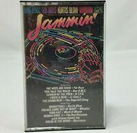 Jammin Audio Cassette Tape Hip Hop 80s Rap 1985 Compilation PRI Records Vintage