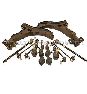 Front Control Arm Arms Ball Joint Joints for Ford Transit SUSPENSION KIT 16